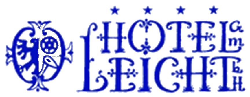 Logo von Hotel Leicht GmbH